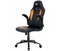 Pc Ac Cadeira Gamer Dt3 Sports Gti Laranja