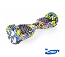 "Hoverboard Scooter Smart Balance 6.5"" Urban Bateria Samsung"
