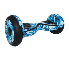 "Hoverboard Scooter 10"" Bateria Samsung – Soldier"
