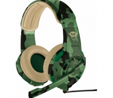 Headset Gamer Gxt 310c Jungle Camo Trust