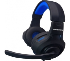 Headset Gamer F-11 Tecdrive Preto/azul