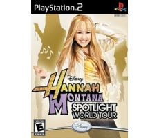 Hannah Montana - Spotlinght Word Tour
