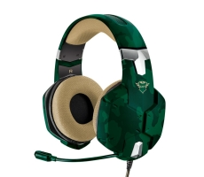 Headset Gamer Trust Gxt 322c Carus Jungle Camo